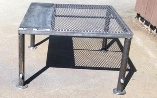 NEW! - Portable Beach Grill