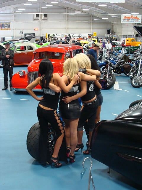 Vancouver Island Motorcycle Show